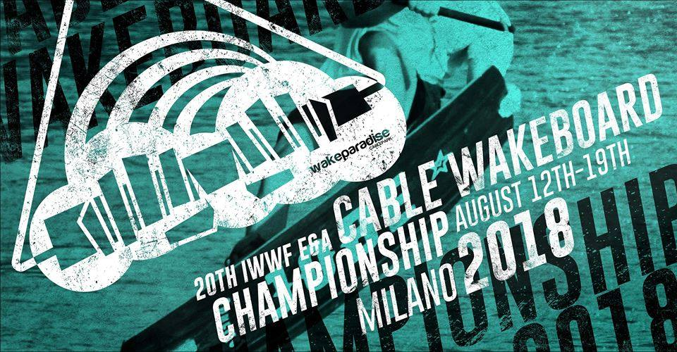 20th IWWF E&A Cable Wakeboard Championships 2018